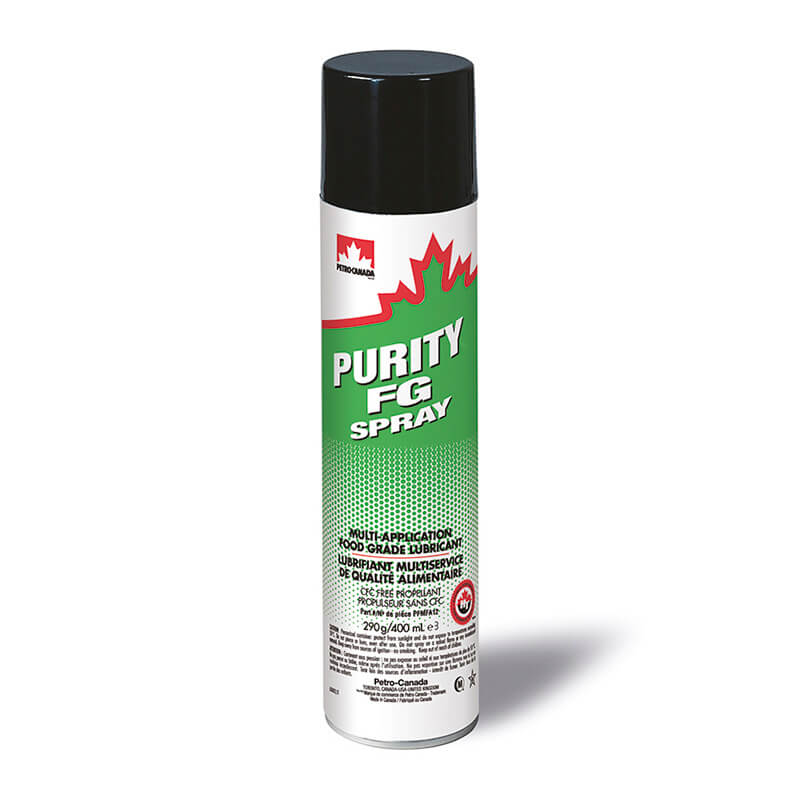 Petro-Canada PURITY FG Spray Aerosol Spray