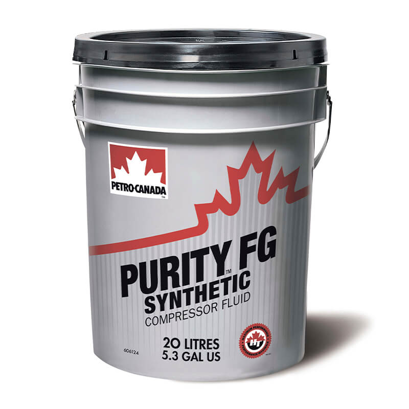 Petro-Canada PURITY FG Compressor Fluid 68