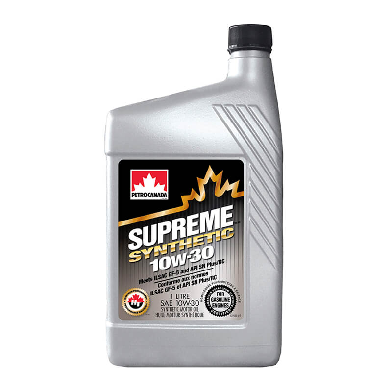 Petro-Canada SUPREME Synthetic 10W30