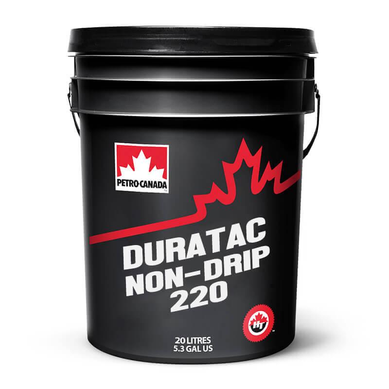 Petro-Canada DURATAC Non-Drip Oil 220