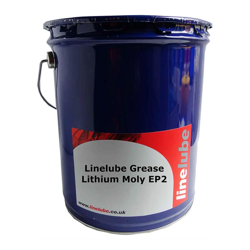 Linelube Lithium Molythium L2M Grease