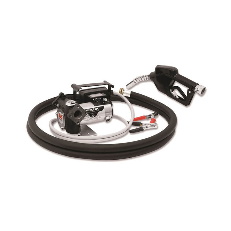 Diesel Transfer Pump Kit 24 Volt