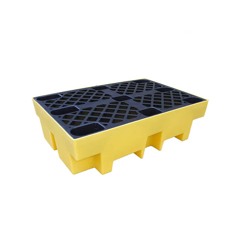 Driptray - Yellow Heavy Duty for 205L drum