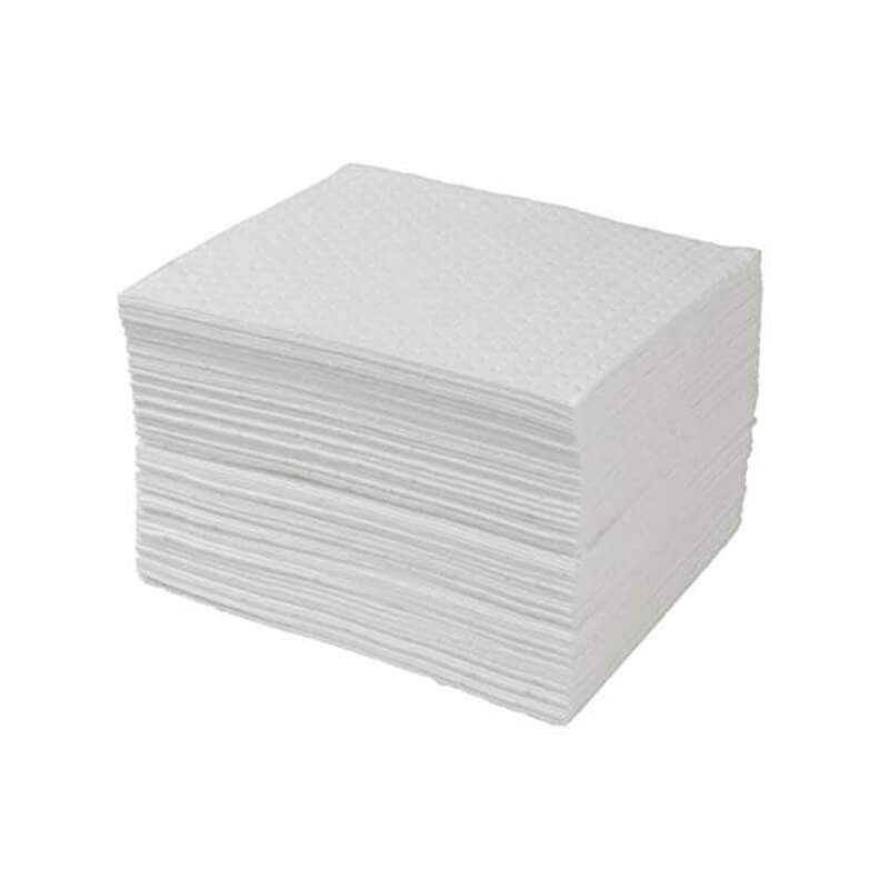 Oil Absorbent Pads - Pack of 200