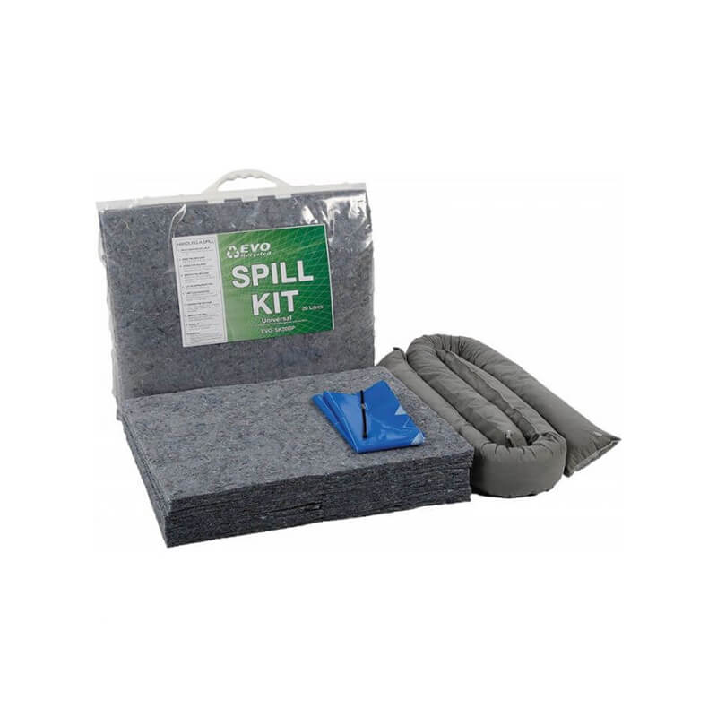 Spill Kit in Clip-Close Bag (20 Litre)