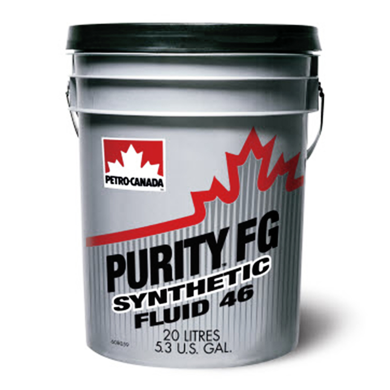 Petro-Canada PURITY FG Synthetic Fluid 46