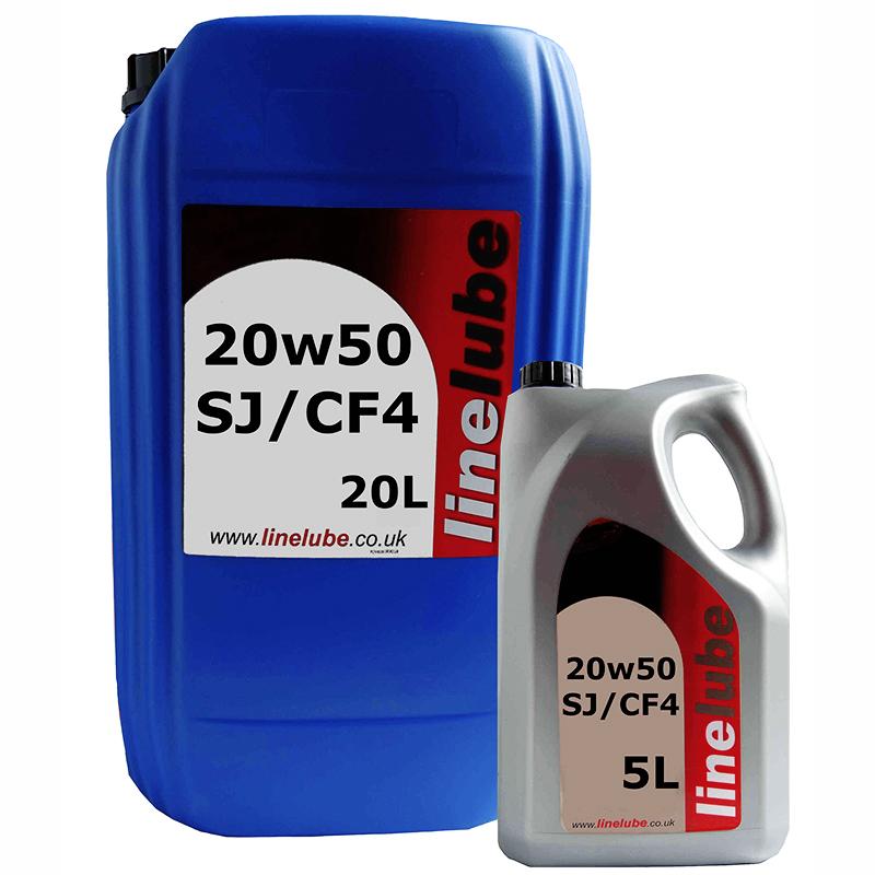 linelube 20W-50 SJ/CF4