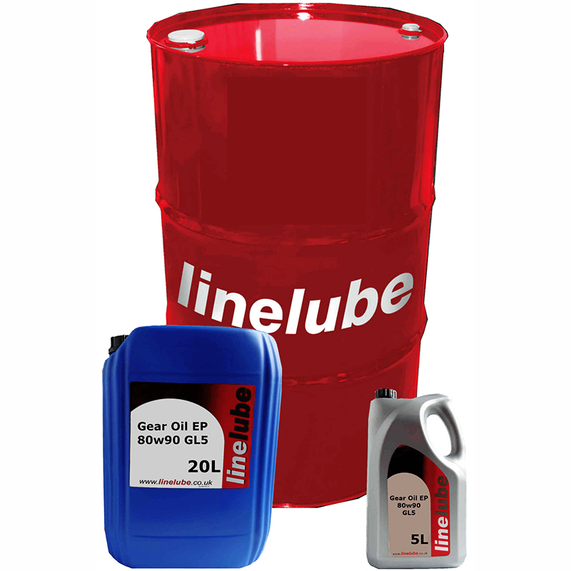 linelube Gear Oil EP 80W-90 GL5
