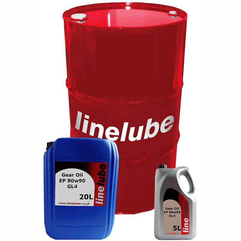 linelube Gear Oil EP 80W-90 GL4