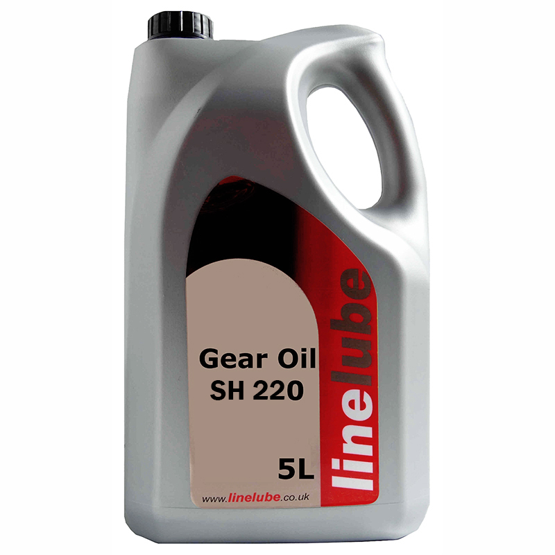 linelube Gear Oil PAO SH 220