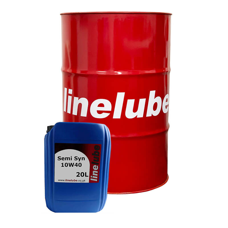 linelube Semi-Synthetic 10W40