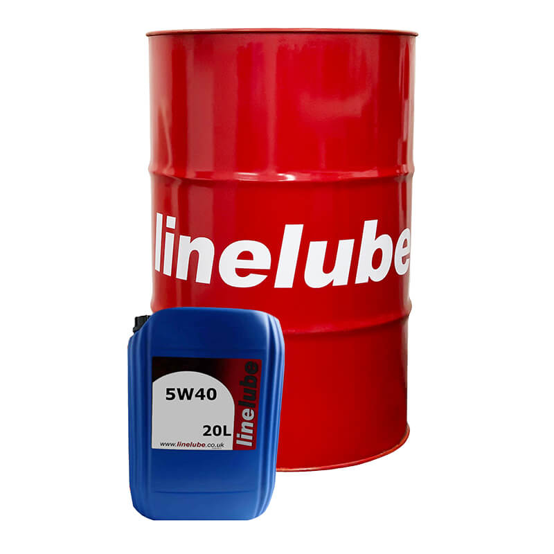 linelube Synthetic 5W40