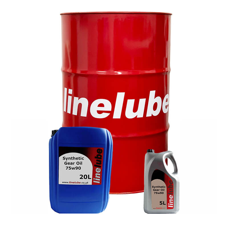 linelube Synthetic Gear Oil 75W90