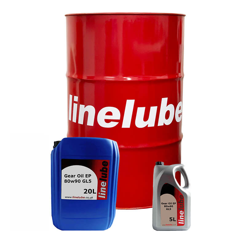 linelube Gear Oil EP 80W90 GL5