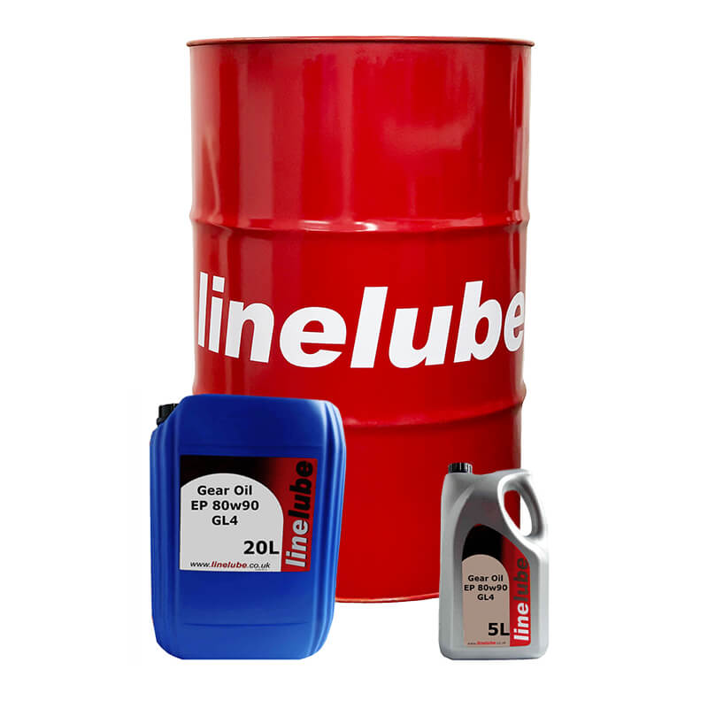 linelube Gear Oil EP 80W90 GL4