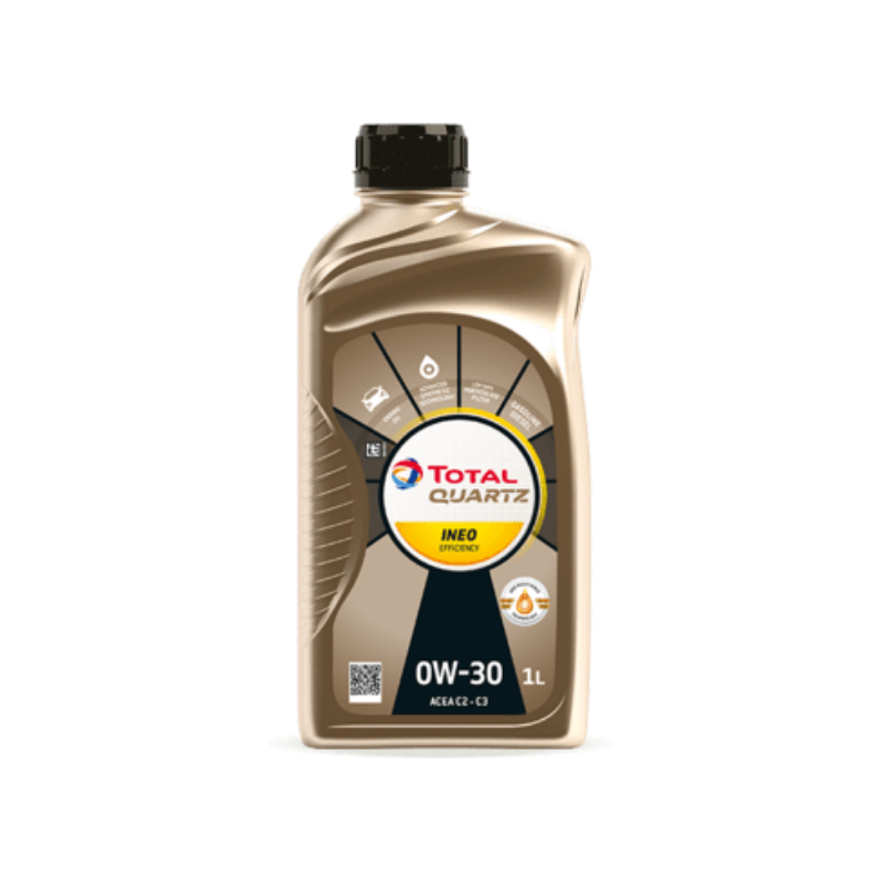TOTAL QUARTZ INEO EFFICENCY 0W30
