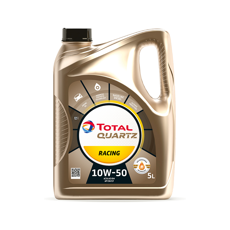 TOTAL QUARTZ RACING 10W50