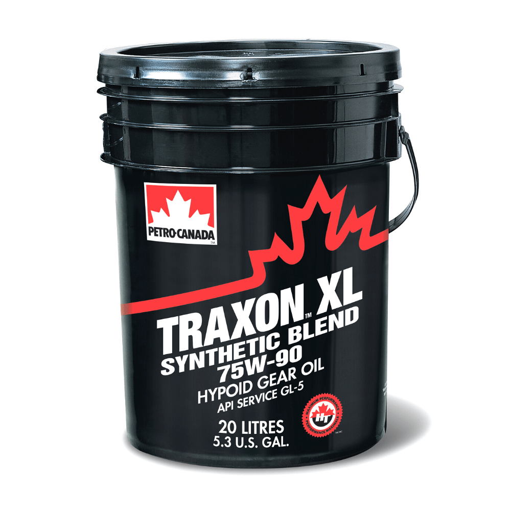 Petro-Canada TRAXON XL Synthetic Blend 75W90