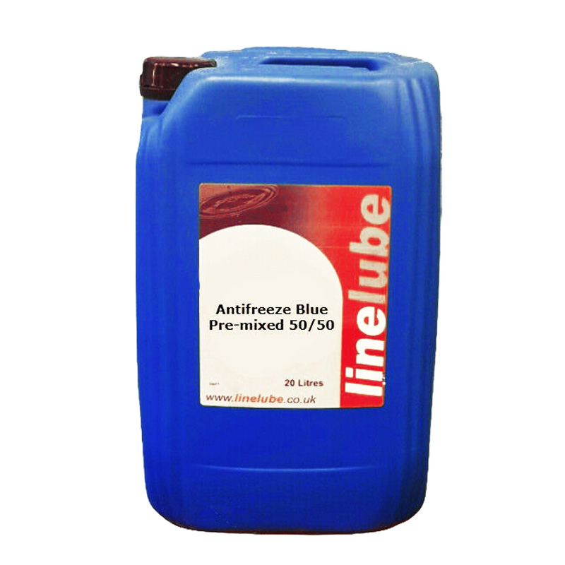 linelube Antifreeze Blue Pre-mixed 50/50