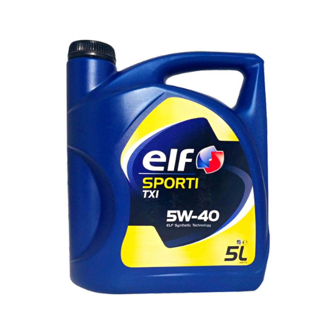 ELF Sporti TXI 5W40