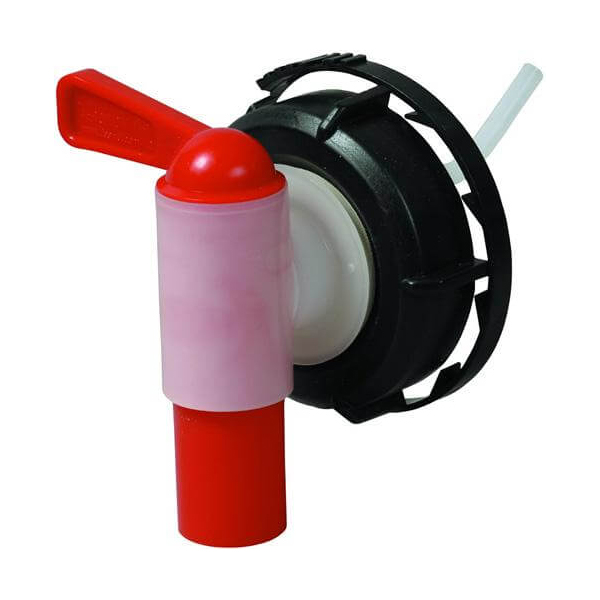 Tap for 20L Drums (61mm Self Venting)