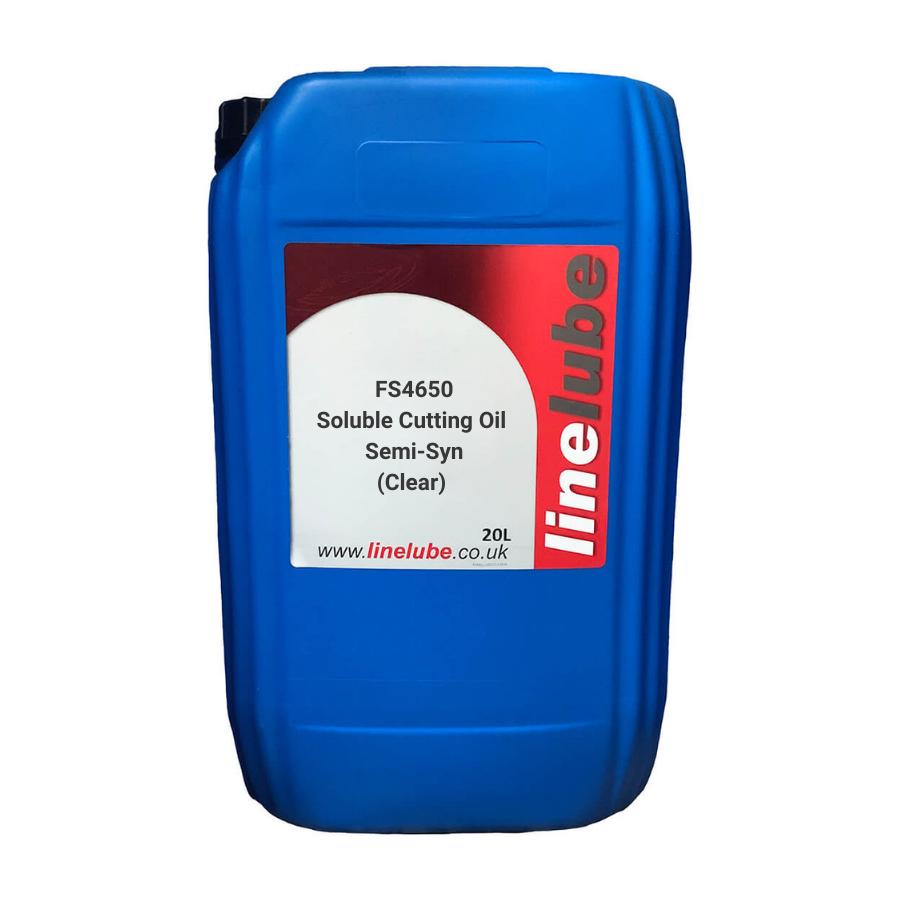 Linelube FS4650 Soluble Cutting Oil Semi-Syn