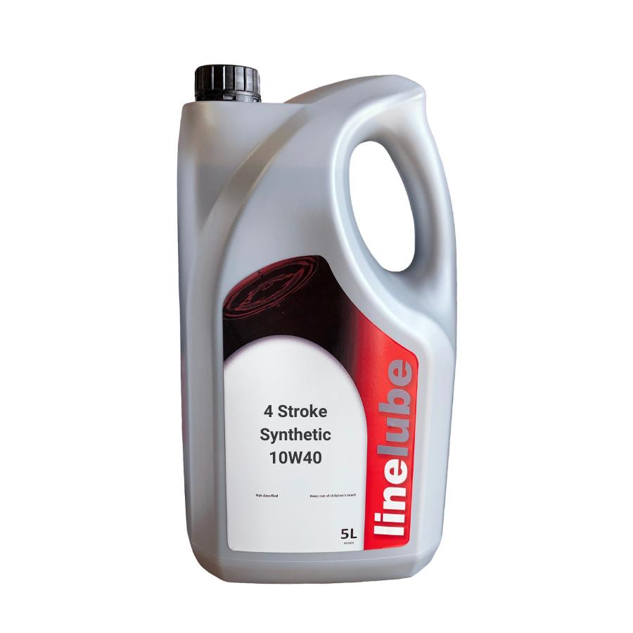 Linelube 4 Stroke Synthetic 10W40