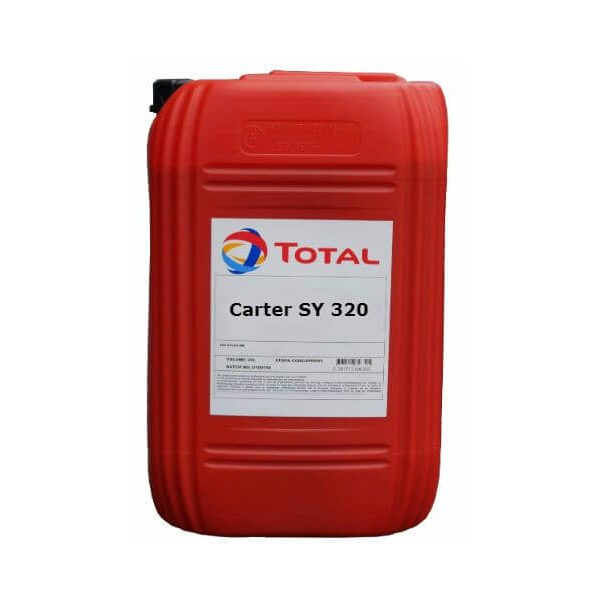 TOTAL CARTER SY 320