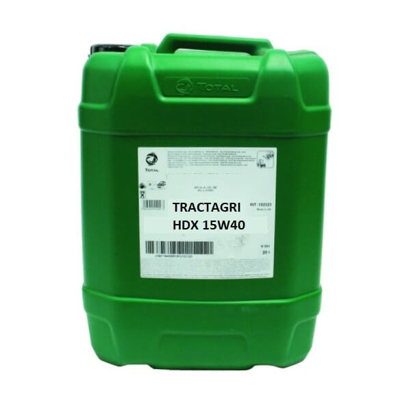 TOTAL TRACTAGRI HDX 15W40