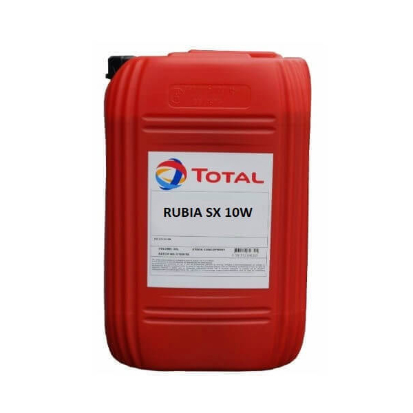 TOTAL RUBIA SX 10W