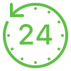 Icon for 24/7 Technical Advice