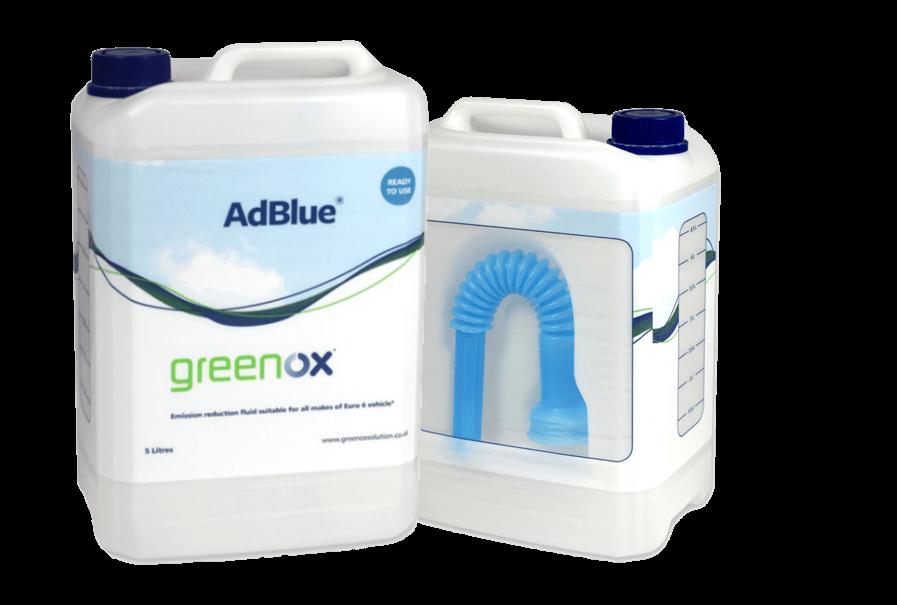 5L, 10L, 20L AdBlue container