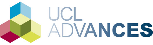 UCL advances logo