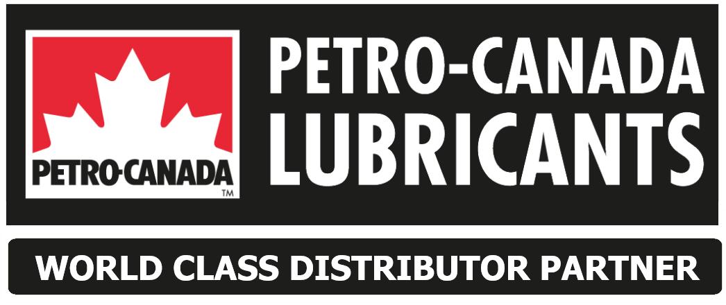 Petro-Canada World Class Distributor Partner logo