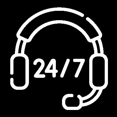 24/7 Technical Advice Icon