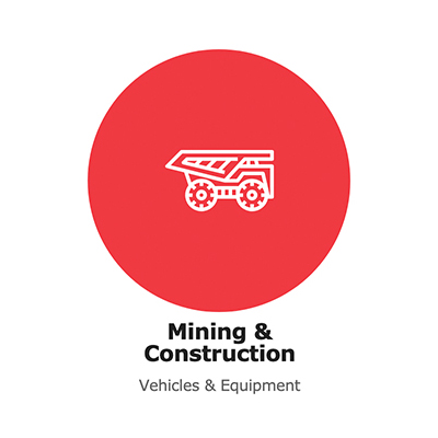 Mining & construction category