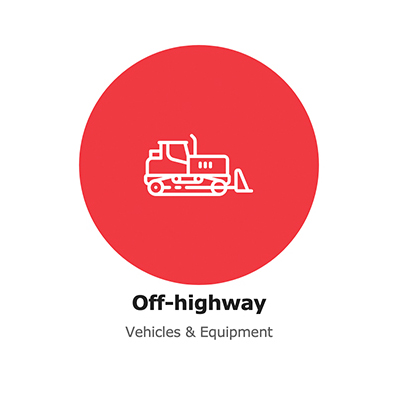 Off-highway category