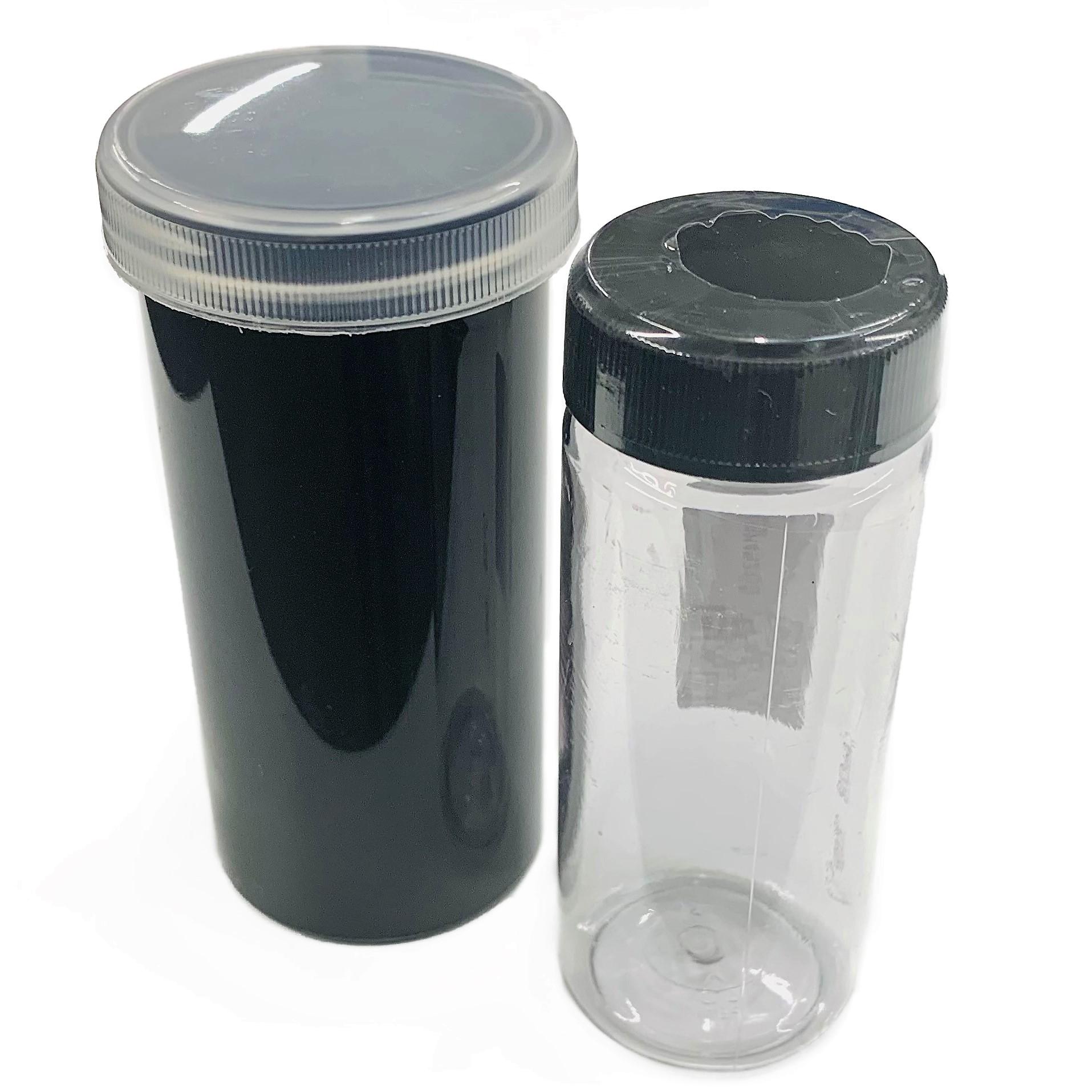 Oil sample bottle