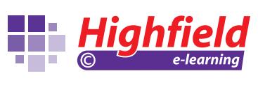 Highfield e-learning logo