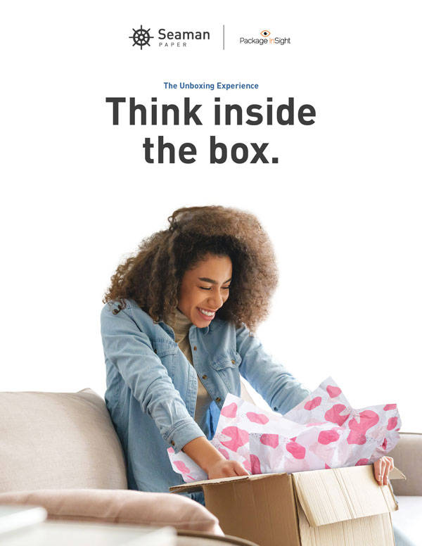 Unboxing consumer insight brochure cover