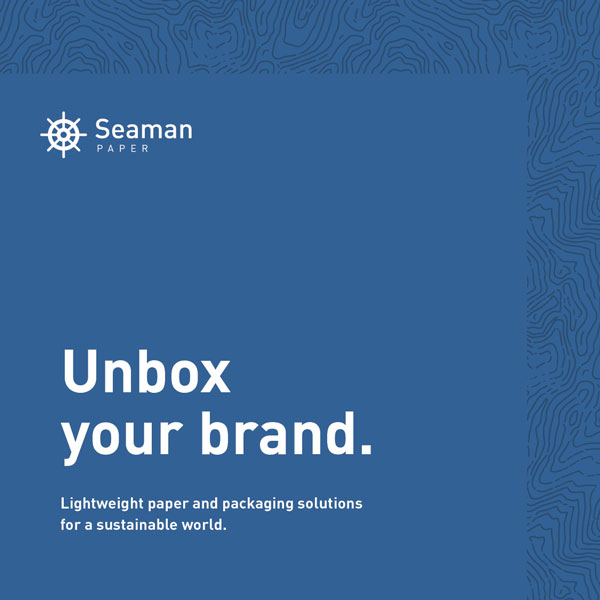 Unbox your brand brochure cover