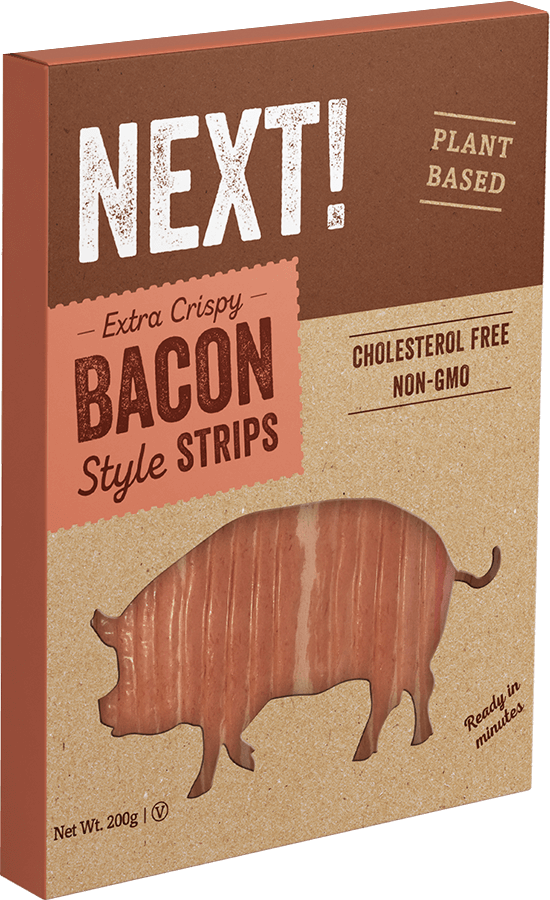 bacon style strips pack