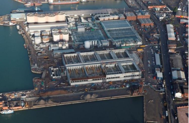 Image of Liverpool WwTW – GallifordTry Costain Atkins Joint Venture