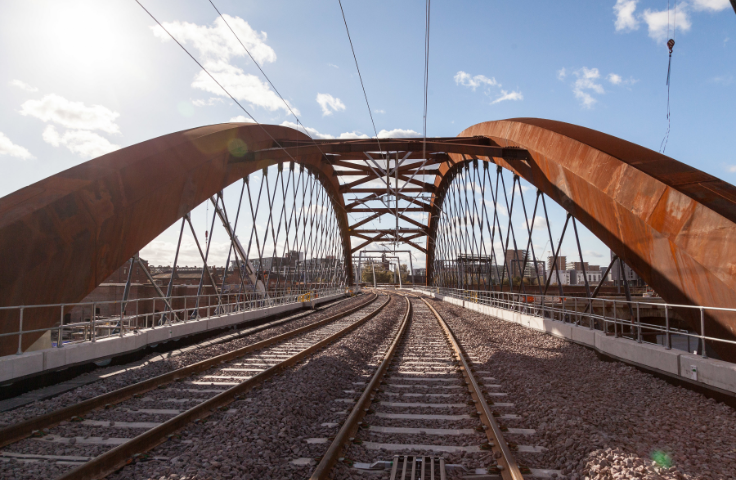 Image of North West Electrification Project – Amey (S&C Alliance)