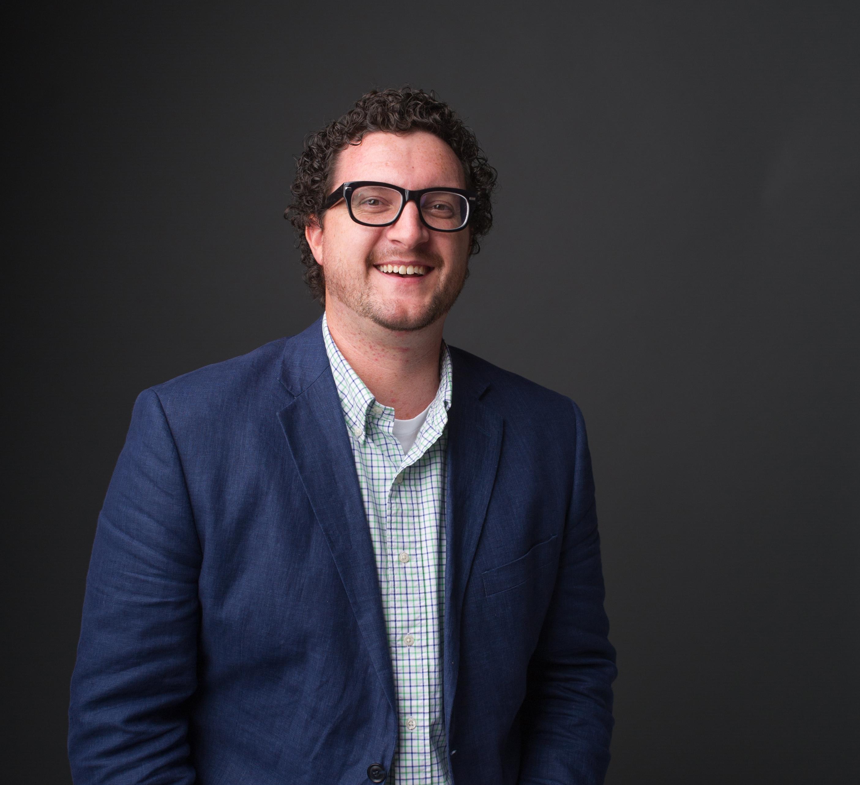 Portrait of Adam Martin