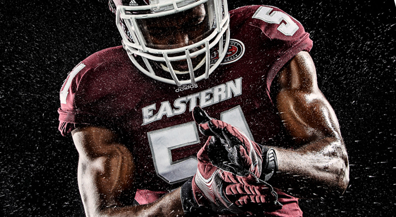Sports Design » EKU Athletics Schedule Posters