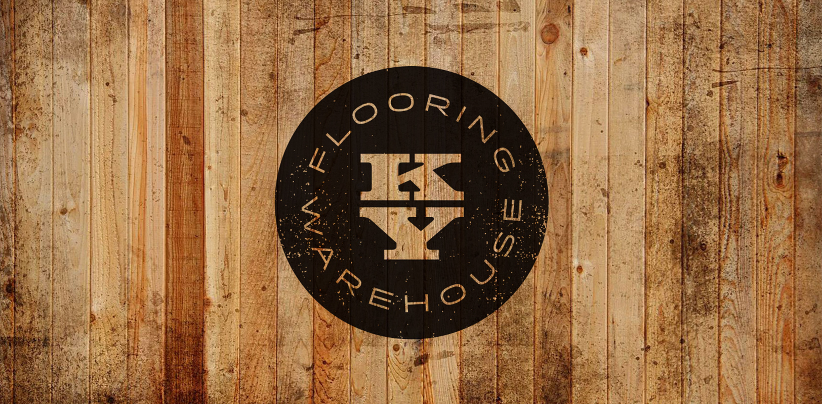 Logo design for Kentucky Flooring Warehouse in Mt. Sterling and Lexington, KY