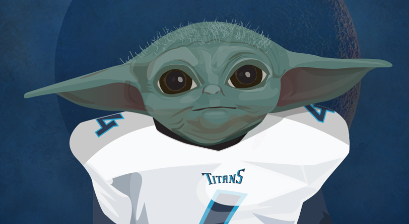Sports Design / SMsports ›› Tennessee Titans Star Wars Day Image