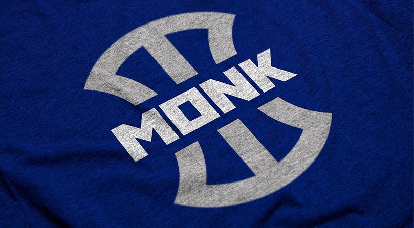 Athlete Branding » Malik Monk Brand Identity