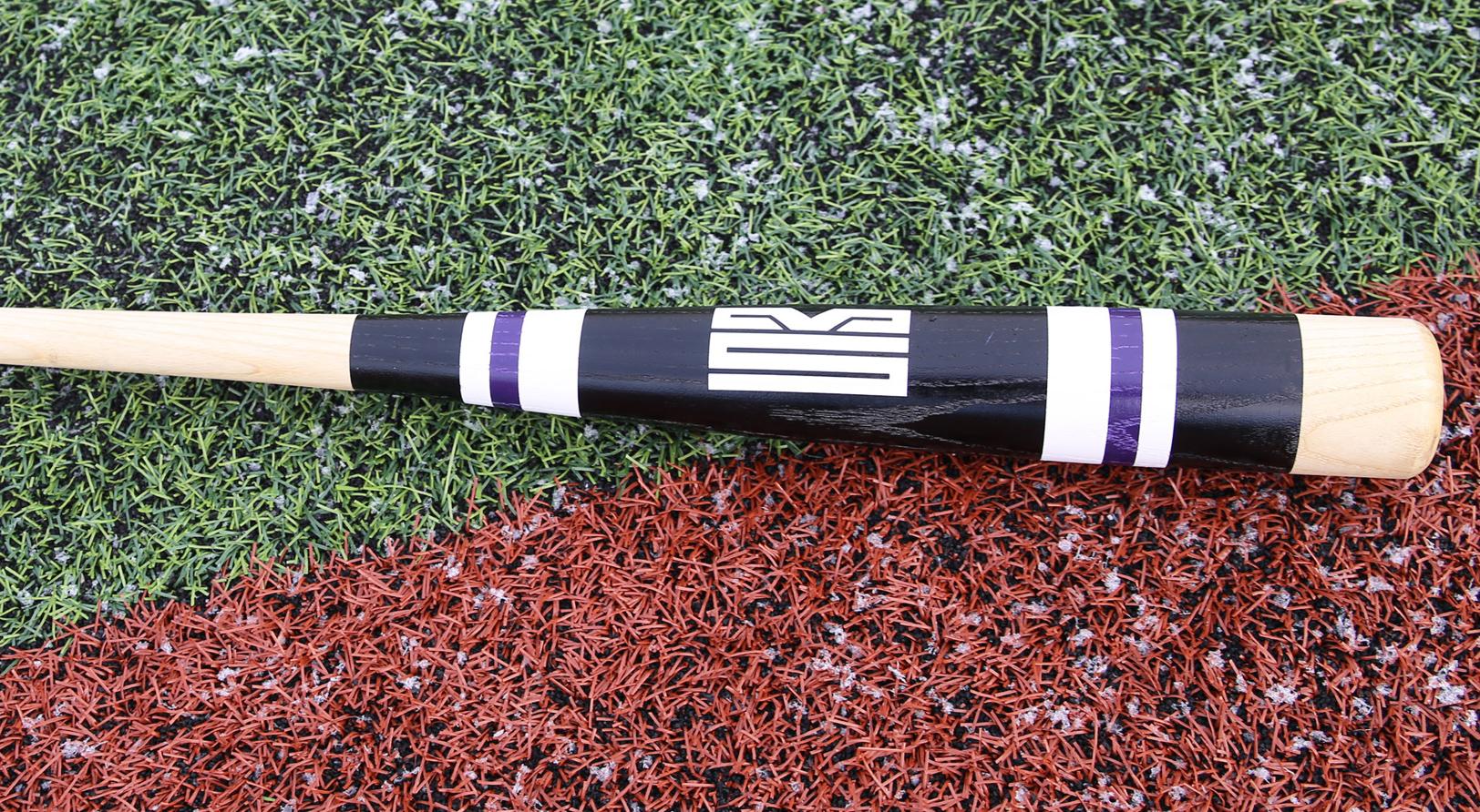 Makers of Sport® custom MItchell Bat Co. bat